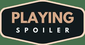 Playing Spoiler Logo